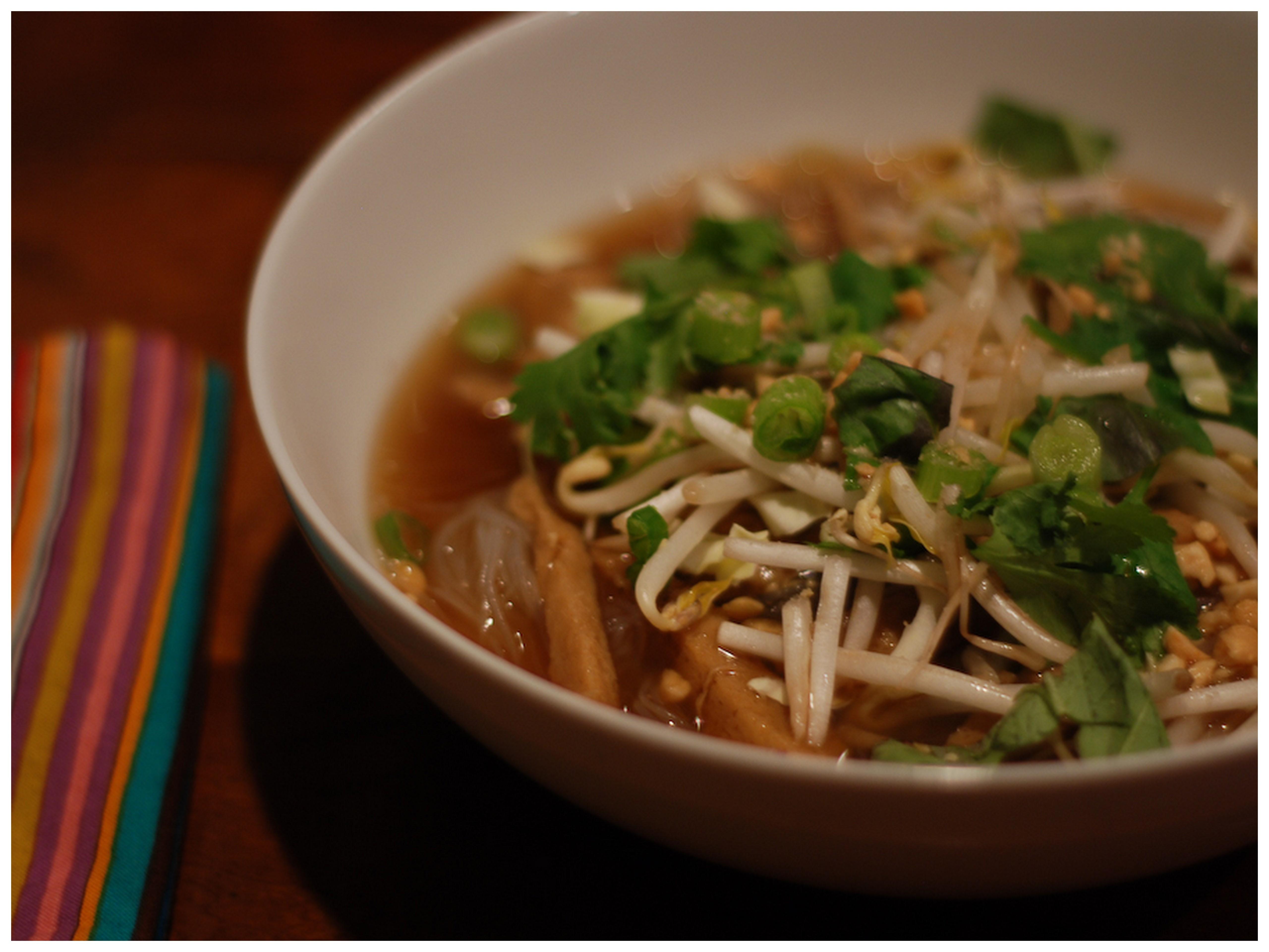 Vegetarian Vietnamese Pho13